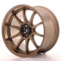 Japan Racing JR5 15x8 bronze