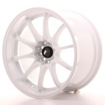 Japan Racing JR5 15x8 White