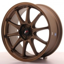 Japan Racing JR5 18x8 Blank bronze