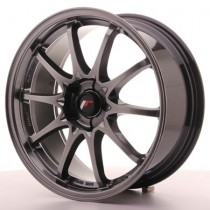 Japan Racing JR5 18x8 Blank hyper black
