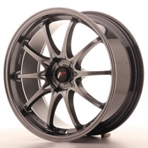 Japan Racing JR5 19x8,5 blank hyper black