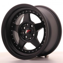 Japan Racing JR6 17x8 Blank matt black