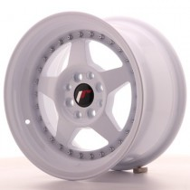 Japan Racing JR6 17x8 blank white