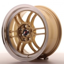 Japan Racing JR7 15x7 Gold