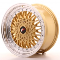 Japan Racing JR9 17x10 gold