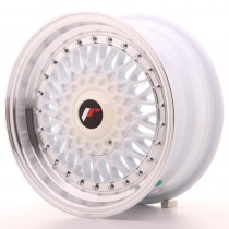 Japan Racing JR9 15x8 white