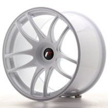 Japan Racing JR29 19x11 blank white