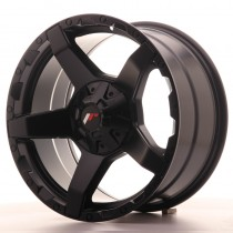 Japan Racing JRX5 18x9 matt black