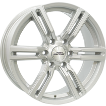 Inter Action Kargin 6 18x8 silver