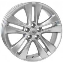 WSP Italy Kind 17x7 hyper silver