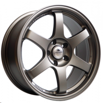 Forzza Kyoto 18x8,5 5x114,3 ET42 73,1 anthracite