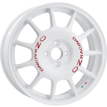 OZ Leggenda 17x7 Race White