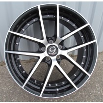 Racing Line RLLU959 20x8,5 5x112 ET35 66,5 black polished