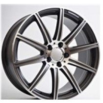 "4Racing M035 antracite polished 19"" 5/112"
