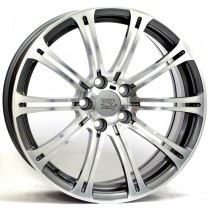 WSP Italy M3 Luxor 19x9,5 anthracite polished