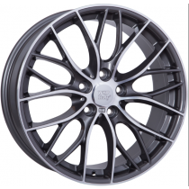 WSP Italy Main 19x7,5 5x120 ET45 72,6 anthracite polished
