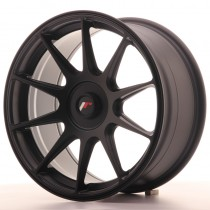 Japan Racing JR11 20x10 blank matt black