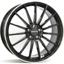Monaco MC1 18x8 anthracite polished