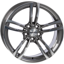 Monaco MC5 19x8,5 anthracite polished