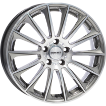 Monaco MC9 19x8,5 anthracite polished