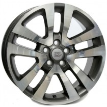 WSP Italy Mold 19x9 5x120 ET53 72,6 anthracite polished