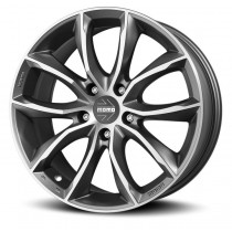 Momo ScreamJet Evo 16x7 Matt Anthracite