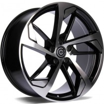 Carbonaro Next 17x7,5 5x112 ET35 66,45 black polished