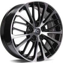Carbonado Otter 17x7 5x114,3 ET40 73,1 black polished