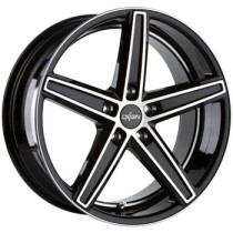 Oxigin 18 Concave Black Full Polish 20x10,5