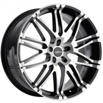 Oxigin 14 Oxrock Black Full Polish 22x10