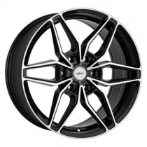 Oxigin 24 Oxroad 20x9 black polished