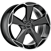 OZ Aspen HLT 21x10 Matt Black