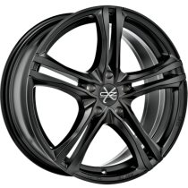 OZ X5B 17x7,5 Matt Black