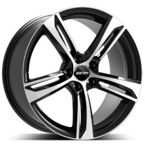 GMP Paky Black Diamond 20x9.0 5x112