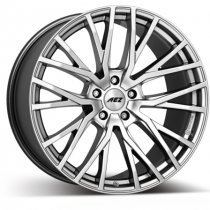 AEZ Panama high gloss 19x9 silver
