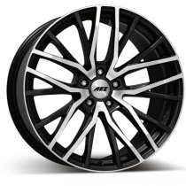 AEZ Panama dark 20x11 polished gunmetal