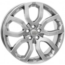 WSP Italy Pan 18x8 5x108 ET45 63,4 silver