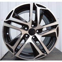R Line PEPG534 black polished 16x7