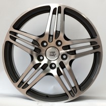 WSP Italy Philadelphia 19x8,5 5x130 ET56 71,6 anthracite polished