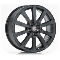 Platin PL58 18x8 black matt