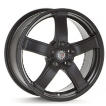Platin PL62 17x7,5 matt black