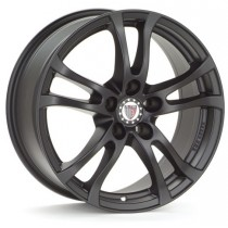 Platin PL64 15x6,5 black matt