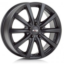 Platin PL69 17x7,5 black matt