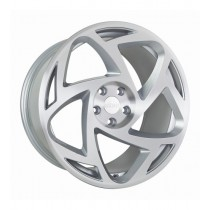 RADI8 R8S5 19x8,5 Silver Polished