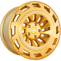 RADI8 R8T12 19x10 Brushed Gold