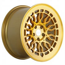 RADI8 R8A10 19x10 Brushed Gold