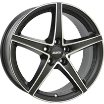 Alutec Raptr 19x8 black polished