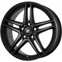 Brock RCD17 17x7 5x112 black matt