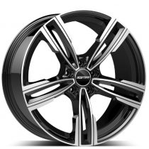 GMP Reven Black Diamond 18x8.5 5x120