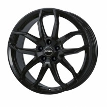 Rial Lucca 19x8 black